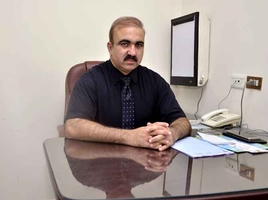 Dr. Mohsin Gillani (General Surgeon, Laparoscopic Surgeon) Lahore